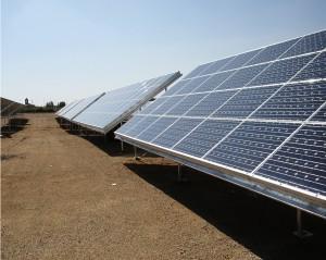 Proyecto de planta solar