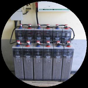 sistemas aislados fotovoltaicos Madrid
