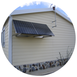 Instalaciones sistemas aislados fotovoltaicos