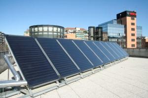 Panel solar Bosch Italia