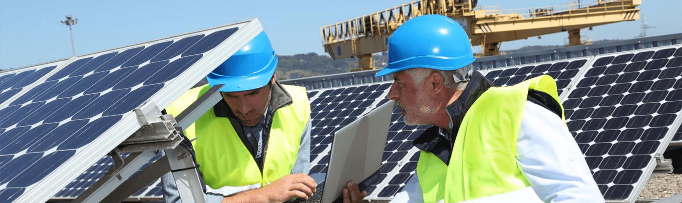Profesionales energia solar Madrid
