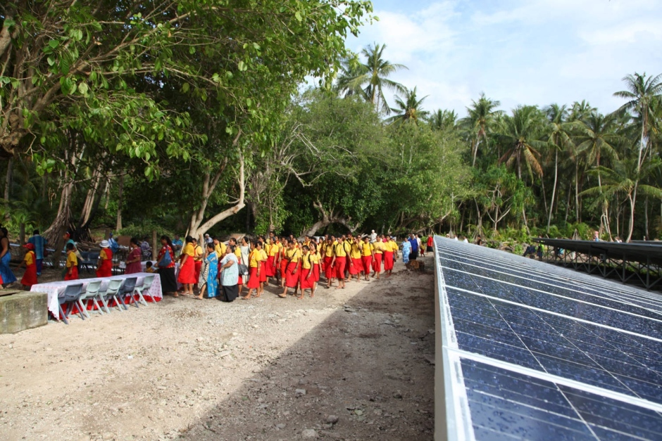 Sistemas de Energia solar aislada