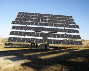 Instalacion de planta solar